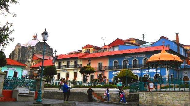 Hidalgo: Real del Monte